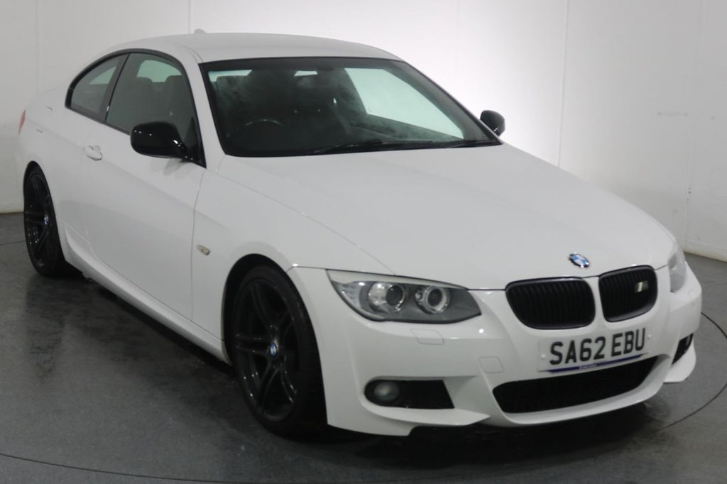 USED 2012 62 BMW 3 SERIES 2.0 318I SPORT PLUS EDITION 2d 141 BHP 7 Stamp SERVICE HISTORY