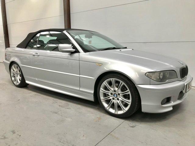 2004 04 BMW 3 SERIES 3.0 330CI SPORT 2d 228 BHP
