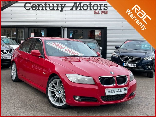 2011 11 BMW 3 SERIES 2.0 320D 4dr - UPGRADE ALLOYS