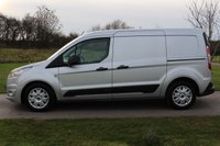 USED 2015 64 FORD TRANSIT CONNECT 1.6 210 TREND P/V 94 BHP NO VAT - LONG WHEEL BASE - FSH - WARRANTY INC -