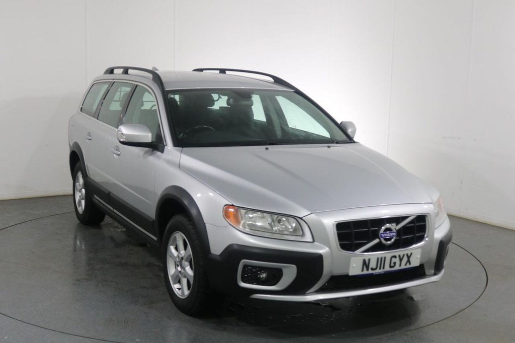 USED 2011 11 VOLVO XC70 2.0 D3 DRIVE ES 5d 161 BHP 7 Stamp SERVICE HISTORY