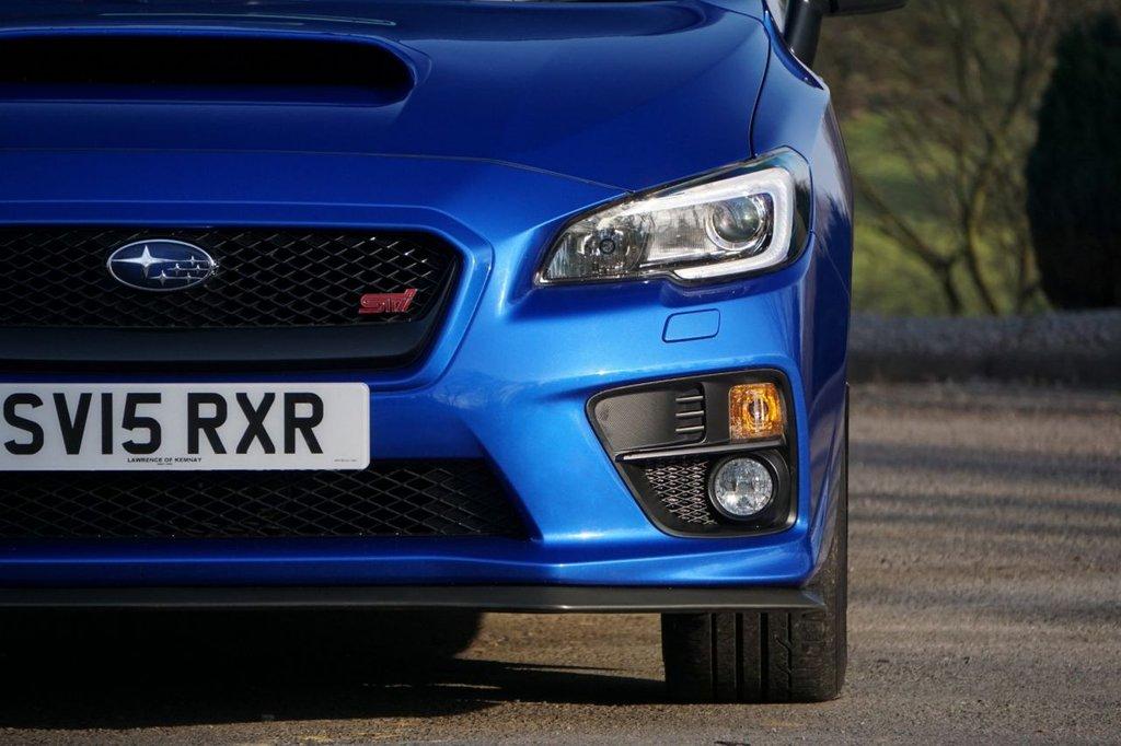 USED 2015 15 SUBARU WRX 2.5 STI TYPE UK 4d 300 BHP