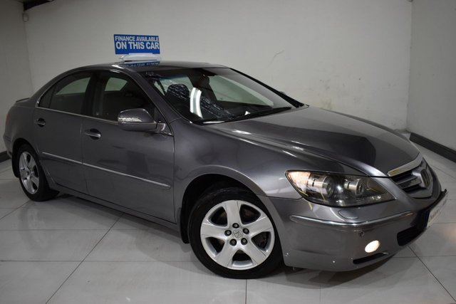 USED 2006 56 HONDA LEGEND 3.5 V6 VTEC EX 4d 291 BHP