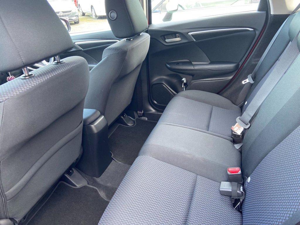 USED 2018 18 HONDA JAZZ 1.3 I-VTEC SE 5d 101 BHP