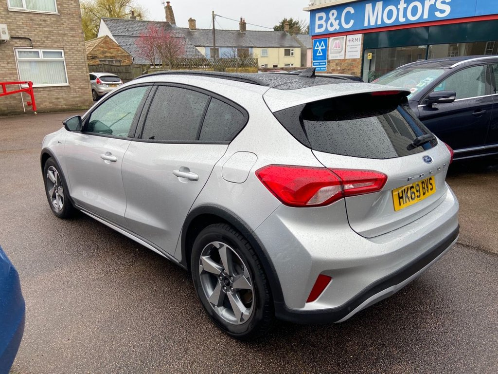 USED 2019 69 FORD FOCUS ACTIVE 1.5 1.5 5d 148 BHP