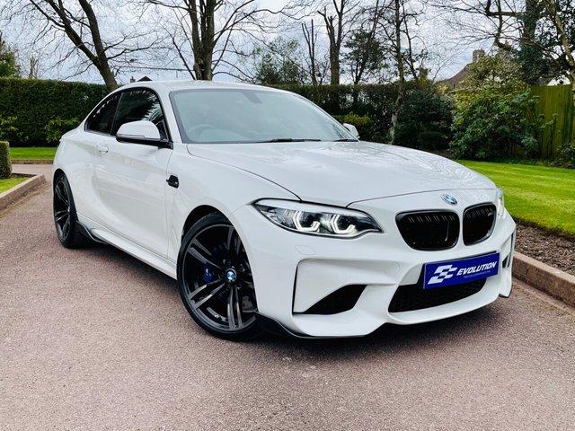 2018 51 BMW M2 3.0L M2 2d 365 BHP