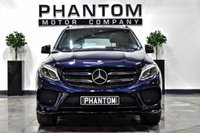 USED 2018 18 MERCEDES-BENZ GLE-CLASS 2.1 GLE 250 D 4MATIC AMG NIGHT EDITION PREMIUM PLUS 5d 201 BHP