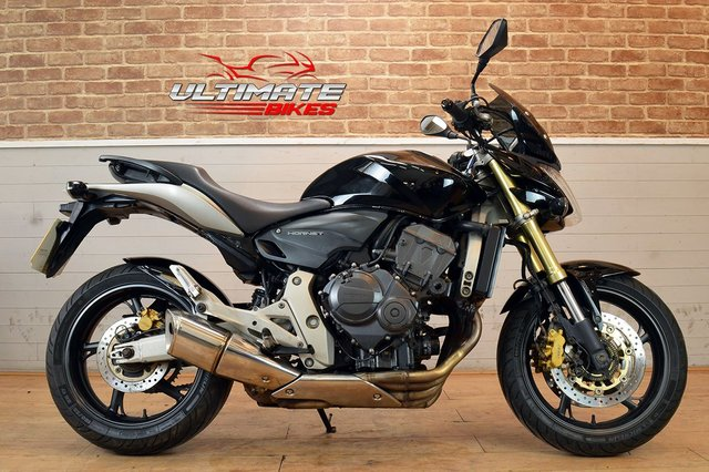 USED 2007 07 HONDA CB 600 FA-7 HORNET - FREE DELIVERY AVAILABLE