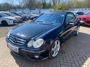 2008 MERCEDES-BENZ CLK
