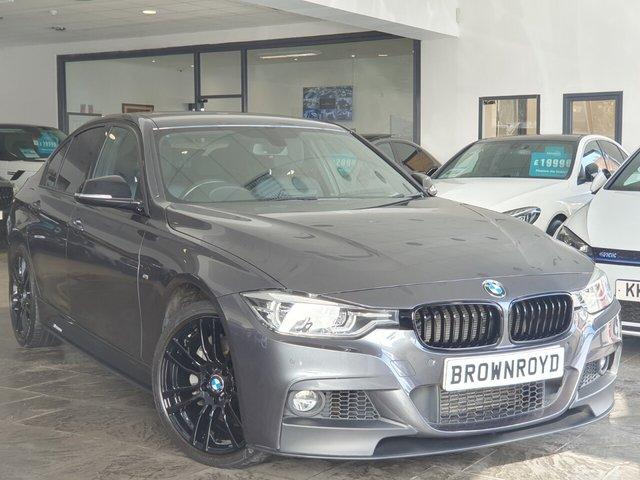 USED 2016 66 BMW 3 SERIES 3.0 335D XDRIVE M SPORT 4d 308 BHP