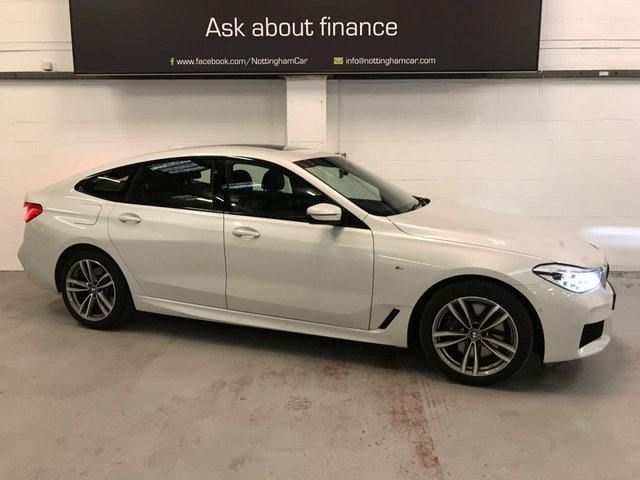 USED 2018 68 BMW 6 SERIES 3.0 630D M SPORT 5d 261 BHP