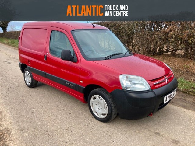 2006 06 CITROEN BERLINGO 1.9 LX 600 D ENTERPRISE  68 BHP