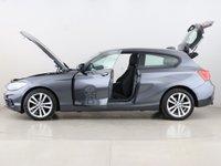 USED 2018 18 BMW 1 SERIES 1.5 116D SPORT 3d 114 BHP 1 OWNER | SAT NAV | DAB |
