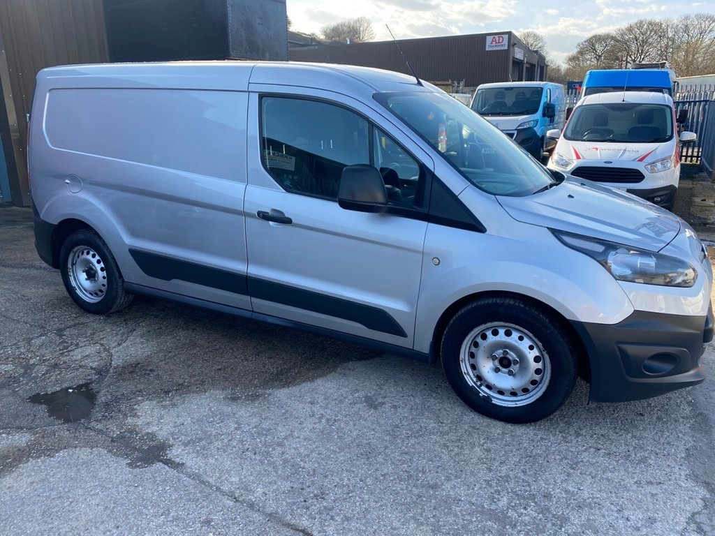 USED 2014 14 FORD TRANSIT CONNECT 1.6 240 P/V 114 BHP