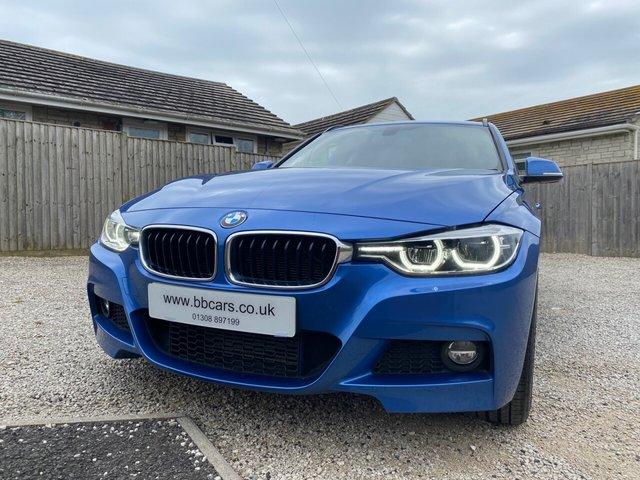 2018 18 BMW 3 SERIES 2.0 320D XDRIVE M SPORT TOURING 188 BHP AUTO