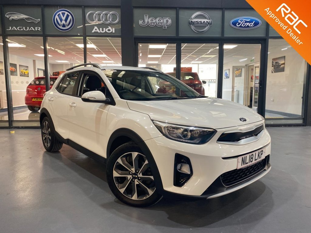 USED 2018 18 KIA STONIC 1.0 2 ISG 5d 118 BHP Complementary 12 Months RAC Warranty and 12 Months RAC Breakdown Cover Also Receive a Full MOT With All Advisory Work Completed, Fresh Engine Service and RAC Multipoint Check Before Collection/Delivery