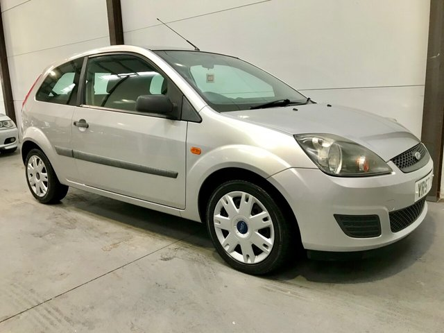 2007 57 FORD FIESTA 1.2 STYLE CLIMATE 16V 3d 78 BHP