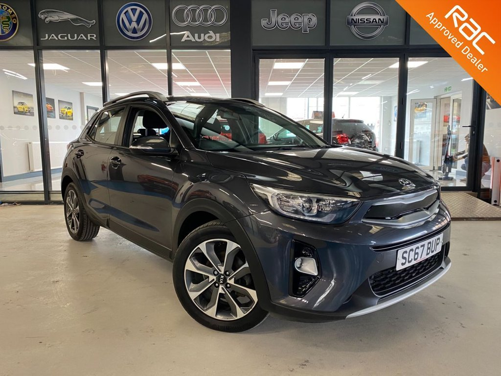 USED 2018 67 KIA STONIC 1.0 2 ISG 5d 118 BHP Complementary 12 Months RAC Warranty and 12 Months RAC Breakdown Cover Also Receive a Full MOT With All Advisory Work Completed, Fresh Engine Service and RAC Multipoint Check Before Collection/Delivery