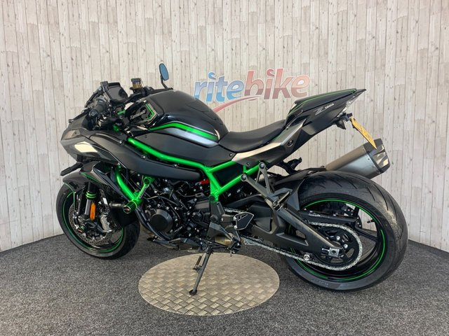 KAWASAKI Z H2 at Rite Bike