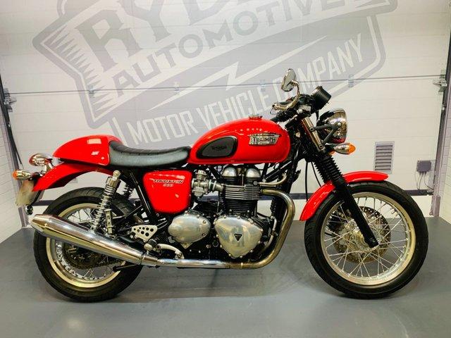2009 59 TRIUMPH Thruxton 900 865cc