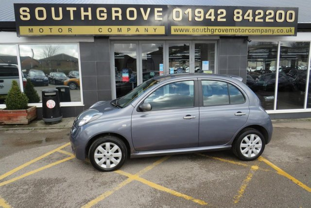USED 2009 09 NISSAN MICRA 1.4 25 5d 88 BHP