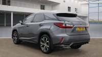 USED 2018 18 LEXUS RX 3.5 450H LUXURY 5d 259 BHP