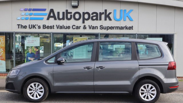 USED 2016 66 SEAT ALHAMBRA 2.0 TDI ECOMOTIVE S 5d 150 BHP LOW DEPOSIT OR NO DEPOSIT FINANCE AVAILABLE . COMES USABILITY INSPECTED WITH 30 DAYS USABILITY WARRANTY + LOW COST 12 MONTHS ESSENTIALS WARRANTY AVAILABLE FROM ONLY £199 (VANS AND 4X4 £299) DETAILS ON REQUEST. ALWAYS DRIVING DOWN PRICES . BUY WITH CONFIDENCE . OVER 1000 GENUINE GREAT REVIEWS OVER ALL PLATFORMS FROM GOOD HONEST CUSTOMERS YOU CAN TRUST .