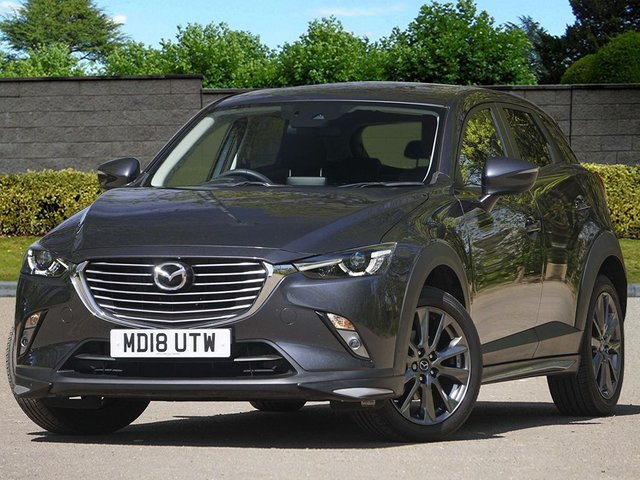MAZDA CX-3 at Tim Hayward Car Sales