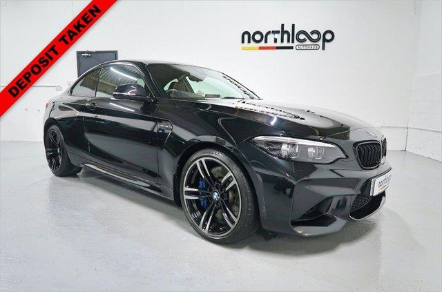 2018 M BMW M2 3.0 M2 2d 365 BHP