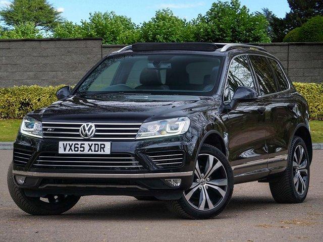 VOLKSWAGEN TOUAREG at Tim Hayward Car Sales
