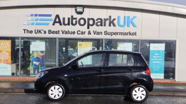 USED 2016 65 SUZUKI CELERIO 1.0 SZ2 5d 67 BHP LOW DEPOSIT OR NO DEPOSIT FINANCE AVAILABLE . COMES USABILITY INSPECTED WITH 30 DAYS USABILITY WARRANTY + LOW COST 12 MONTHS ESSENTIALS WARRANTY AVAILABLE FROM ONLY £199 (VANS AND 4X4 £299) DETAILS ON REQUEST. ALWAYS DRIVING DOWN PRICES . BUY WITH CONFIDENCE . OVER 1000 GENUINE GREAT REVIEWS OVER ALL PLATFORMS FROM GOOD HONEST CUSTOMERS YOU CAN TRUST .