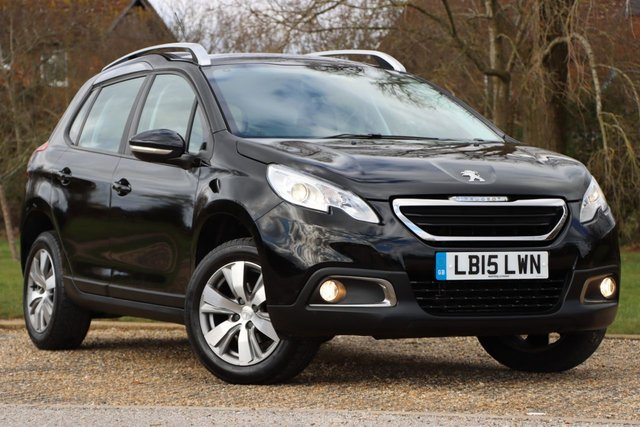 USED 2015 15 PEUGEOT 2008 1.2 PURE TECH ACTIVE 5d 82 BHP