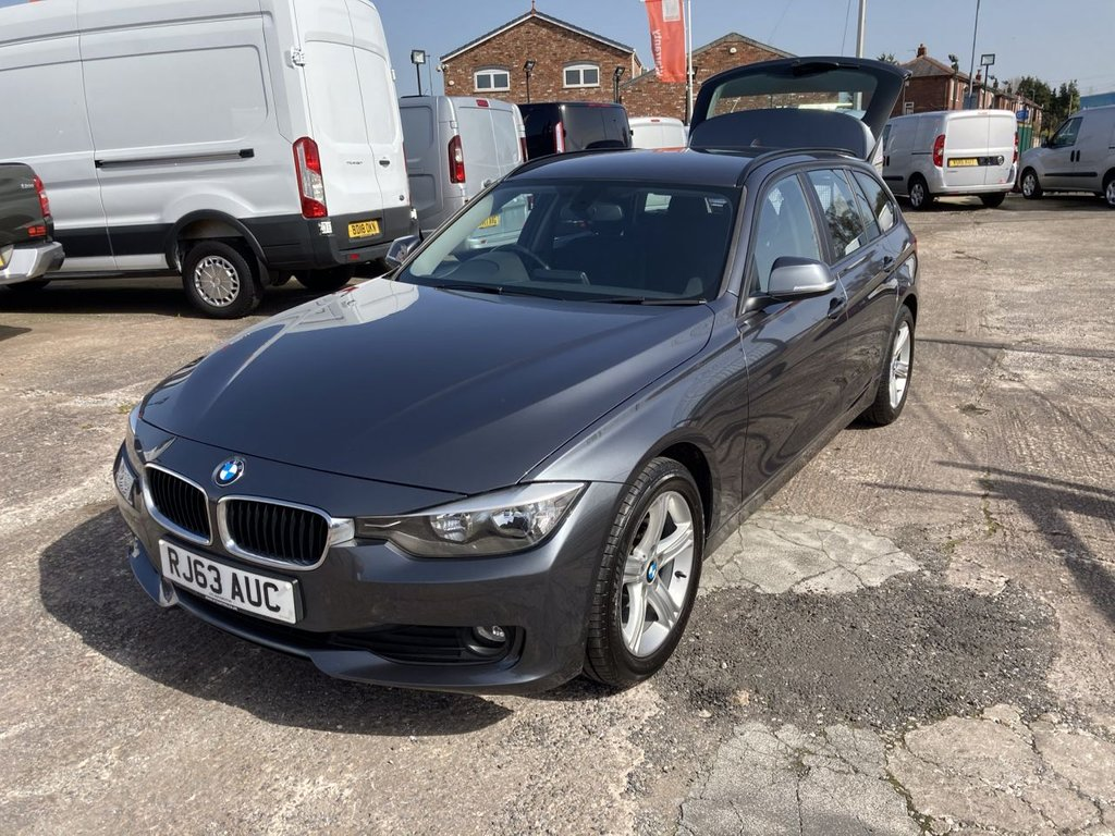 USED 2013 BMW 3 SERIES 318d SE 5dr Touring NEW MOT FSH FREE WARRANTY INCLUDING RECOVERY AND ASSIST NEW MOT