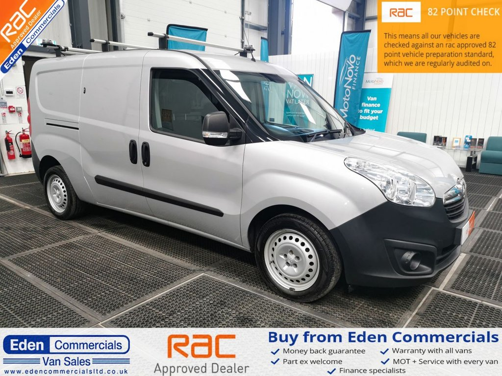 USED 2018 68 VAUXHALL COMBO LIFE 1.2 L1H1 2300 CDTI S/S