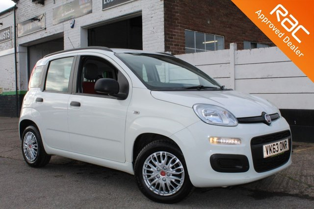 USED 2014 63 FIAT PANDA 1.2 EASY 5d 69 BHP VIEW AND RESERVE ONLINE OR CALL 01527-853940 FOR MORE INFO.