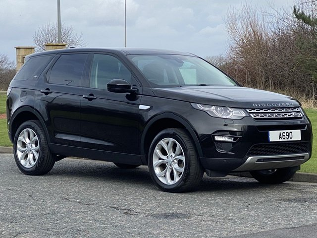 USED 2017 67 LAND ROVER DISCOVERY SPORT 2.0 TD4 HSE 5d 180 BHP 7 SEATER AUTO 7 Seater Pan Roof Memory Seats