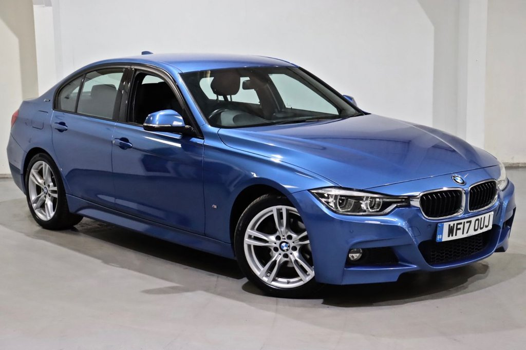 USED 2017 17 BMW 3 SERIES 2.0 330E M SPORT 4d 181 BHP