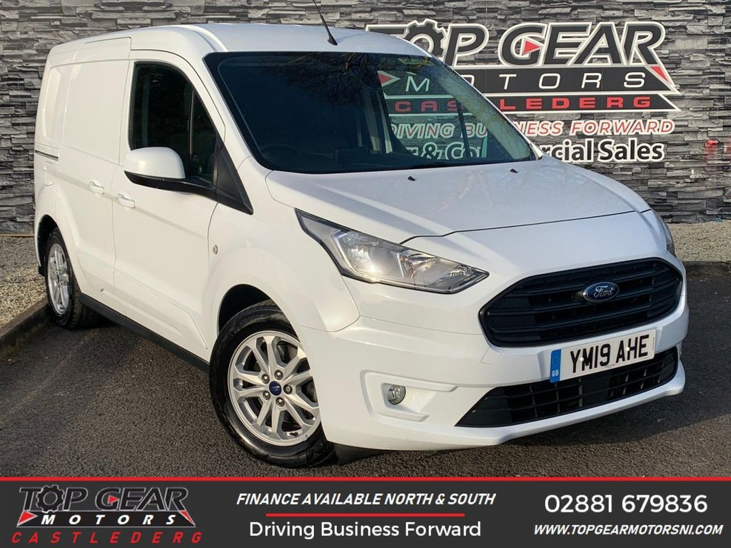 USED 2019 19 FORD TRANSIT CONNECT 200 1.5 TDCI 120BHP LIMITED L1 ** TWIN SLIDING DOORS, HIGH SPEC, MANUFACTURERS WARRANTY **