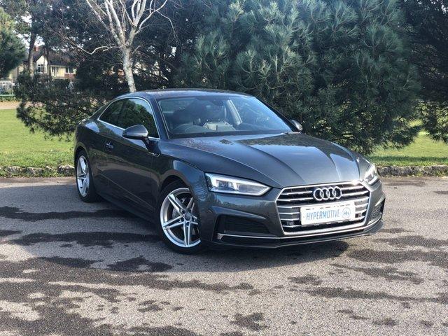 USED 2017 67 AUDI A5 2.0 TDI S LINE 2d 188 BHP Full Audi Service History   AC