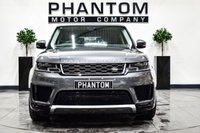 USED 2018 18 LAND ROVER RANGE ROVER SPORT 3.0 SDV6 HSE 5d 306 BHP