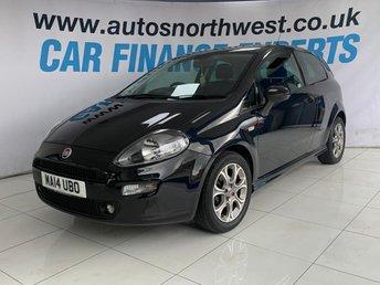 2014 FIAT PUNTO 1.2 GBT 3d 69 BHP £4500.00