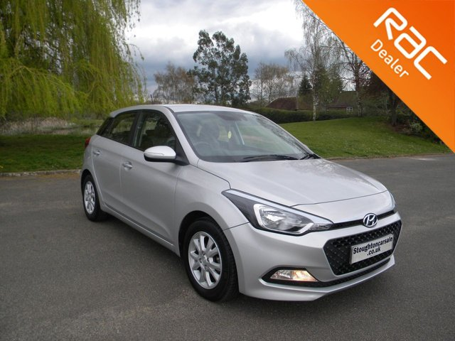 USED 2017 17 HYUNDAI I20 1.4 MPI SE 5d 99 BHP BY APPOINTMENT ONLY - Still Under Hyundai Warranty! 5 Door Automatic Petrol! Reversing Sensor, Alloy Wheel, Air Con, DAB