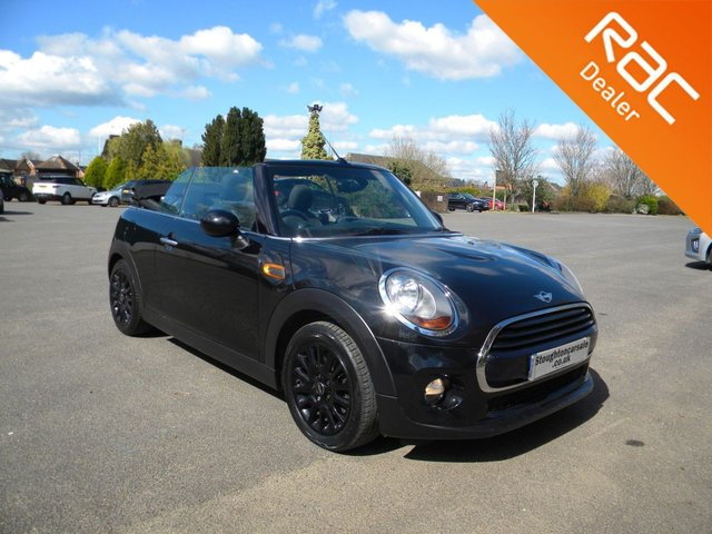 USED 2017 17 MINI CONVERTIBLE 1.5 COOPER 2d 134 BHP BY APPOINTMENT ONLY - Stylish Convertible! Alloy Wheels, Heated Front Seats, Air Con, Rear Parking Camera