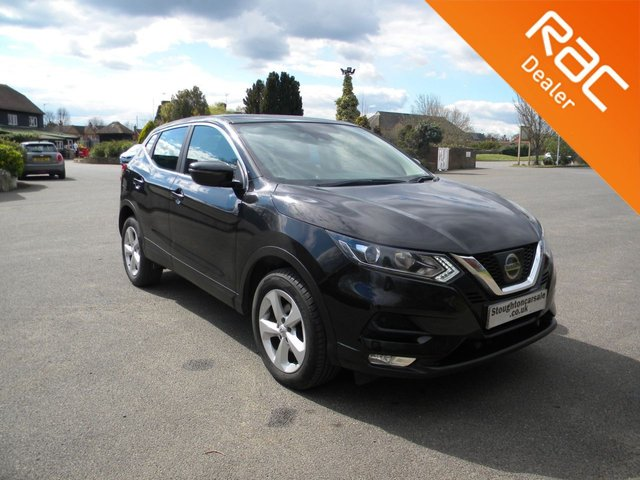 USED 2017 67 NISSAN QASHQAI 1.5 DCI ACENTA 5d 108 BHP BY APPOINTMENT ONLY - Nice Sized Family Car! Rear Parking Sensors, Alloy Wheels, Cruise Control, Bluetooth