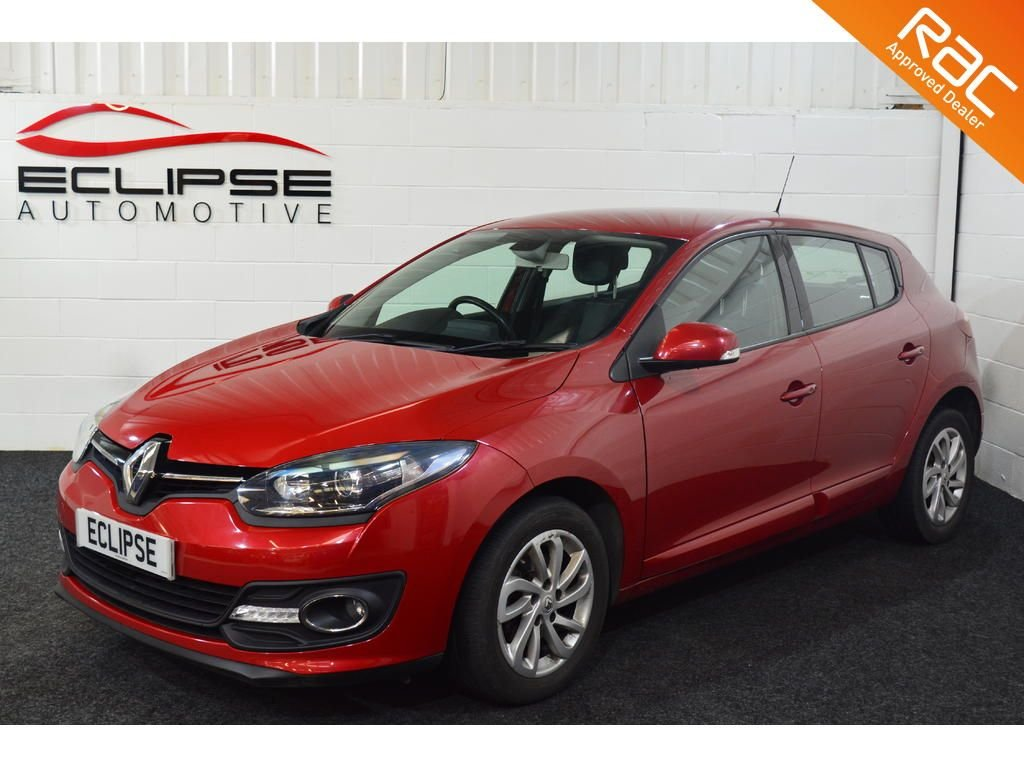 USED 2015 15 RENAULT MEGANE 1.5 DYNAMIQUE TOMTOM ENERGY DCI S/S 5d 110 BHP