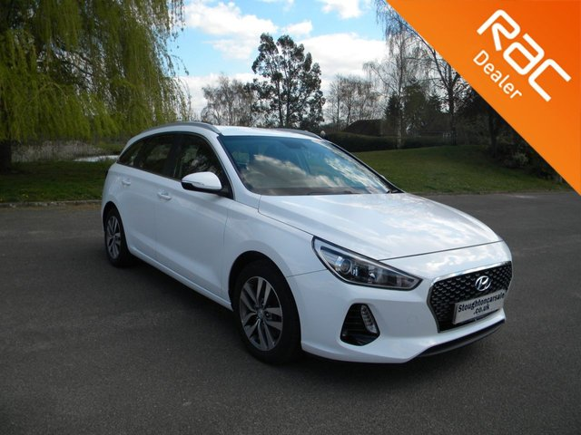 USED 2018 18 HYUNDAI I30 1.4 T-GDI SE NAV 5d 139 BHP BY APPOINTMENT ONLY - Still Under Hyundai Warranty, Automatic Estate, Reversing Camera, Bluetooth, Alloy Wheels, Cruise Control