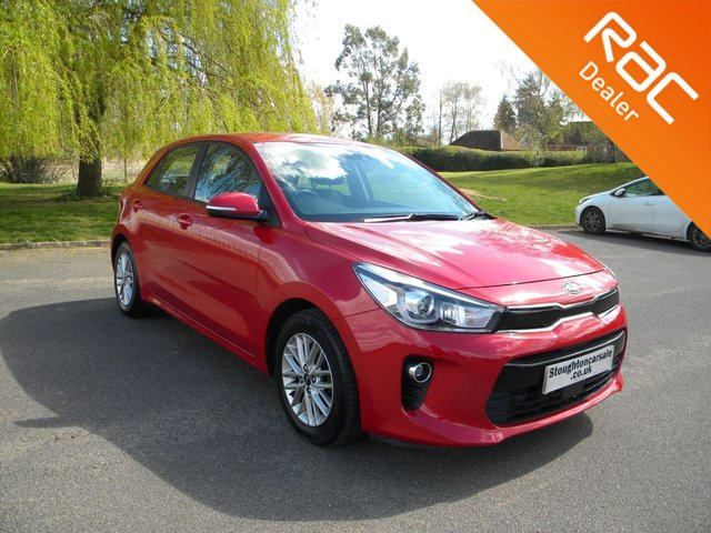 USED 2017 17 KIA RIO 1.2 2 5d 82 BHP BY APPOINTMENT ONLY - Still Under Kia Warranty, Reversing Camera, Alloy Wheels, Air Con, Cruise Control, DAB