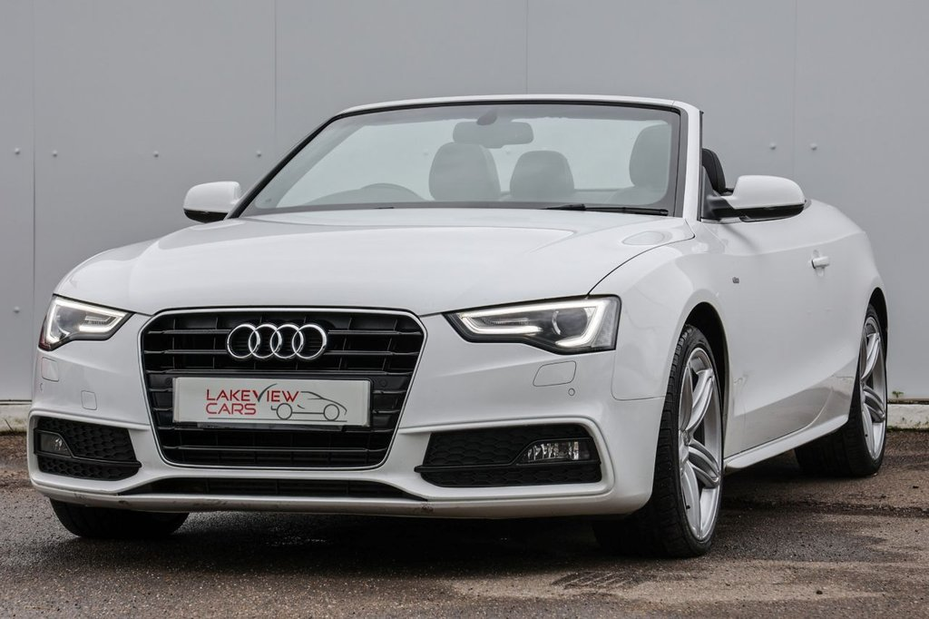USED 2013 13 AUDI A5 2.0 TDI S LINE SPECIAL EDITION 2d 175 BHP