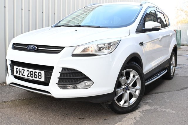 USED 2013 FORD KUGA 2.0 ZETEC TDCI 5d 138 BHP Great 4x4 and Family Car