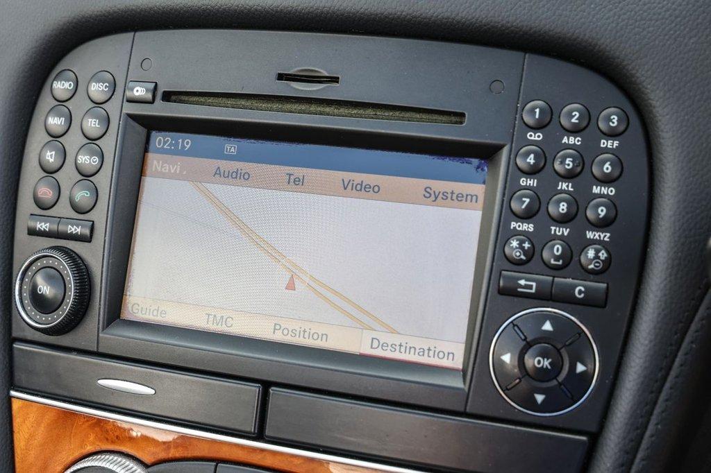 USED 2008 MERCEDES-BENZ SL 3.5 SL350 2d 315 BHP
